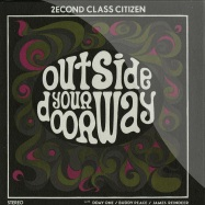 OUTSIDE YOUR DOORWAY (INCL. MP3)