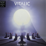 Front View : Vitalic - RAVE AGE (2X12 LP + MP3) - Different / 451F250012