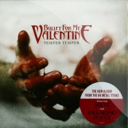 Front View : Bullet For My Valentine - TEMPER TEMPER (LP) - Sony Music / 436921