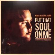 Front View : Rag N Bone Man - PUT THAT SOUL ON ME (LP) - High Focus / hfrep010