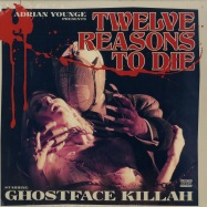 Front View : Ghostface Killah & Adrian Younge - 12 REASONS TO DIE (LP) - Linear Labs / ll018lp