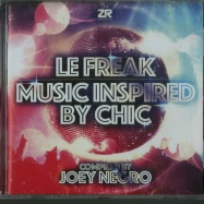 LE FREAK - MUSIC INSPIRED BY CHIC (CD)