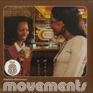 MOVEMENTS VOL.8 (2X12 LP + MP3)