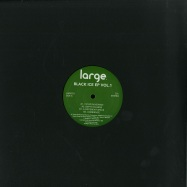 Front View : Black Ice Productions - BLACK ICE EP VOL.1 - Large / LARVC01