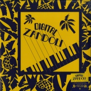 Front View : Various Artists - DIGITAL ZANDOLI (2X12 INCH LP) - Heavenly Sweetness / HS153VL