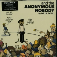 AND THE ANONYMOUS NOBODY (LTD COLORED 2X12 LP + MP3)