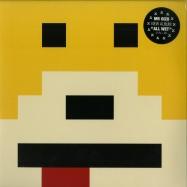 Front View : Mr. Oizo - ALL WET  (2X12 LP + CD) - Ed Banger / BEC5156714