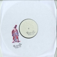 Front View : Voliere - MONSIEUR LOYAL ACTE I (VINYL ONLY) - Tartouffe / Tartouffe1