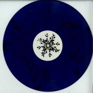 Front View : Unknown - NOMO 005 (BLUE & BLACK MARBLED / VINYL ONLY) - Nomo / NOMO005