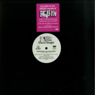 Front View : Pollyn - THE MOODYMANN REMIXES (BLACK VINYL) - Music! Music Group / MMG11