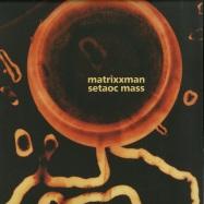 Front View : Matrixxman X Setaoc Mass - PITCH BLACK EP - Figure / Figure87
