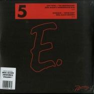 Front View : DAFT PUNK / GONZALES - REWORKS EP 5 (EROL ALKAN) - Phantasy Sound / PH65