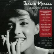 Front View : Jeanne Moreau - LE TOURBILLON DE MA VIE (BEST OF 2017)(2XCD) - Productions Jacques Canetti / Because Mu / BEC5543196