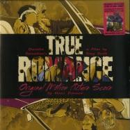 Front View : Hans Zimmer - TRUE ROMANCE O.S.T. (GREY LP + PURPLE 7 INCH) - Enjoy The Ride / ETR062 / 7681636