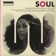 Front View : Various Artists - SOUL WOMEN (2X12 LP) - Wagram / 3357746 / 05166691