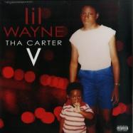 Front View : Lil Wayne - THA CARTER V (2LP) - Young Money / B0029334-01 / 7715372