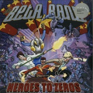 Front View : The Beta Band - HEROES TO ZEROS (GATEFOLD-LP+CD) - Because Music / BEC5543703