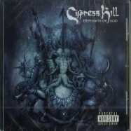 Front View : Cypress Hill - ELEPHANTS ON ACID (CD) - BMG / 8716406