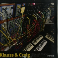 Front View : Klauss & Craig - DJ DEEP & TRAUMER REMIXES - Planet E / PLE65395