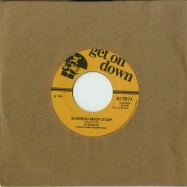 Front View : Symarip - SKINHEAD MOONSTOMP / MUST CATCH A TRAIN (7 INCH) - Get On Down / GET 778-7