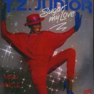 Front View : T.Z. Junior - SUGAR MY LOVE - Jamwax / JAMWAXMAXI20