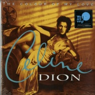 Front View : Celine Dion - THE COLOUR OF MY LOVE (2LP + MP3) - Sony Music / 19075894241