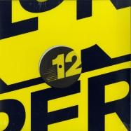 Front View : Ivan Iacobucci - LOGIC SOLUTION - Perlon / Perlon121