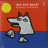 Front View : Kincaid feat. Blancmange - BIG FAT HEAD (MOSCOMAN & TRIKK REMIX) - Disco Halal / DH019