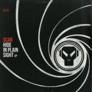 Front View : Scar - HIDE IN PLAIN SIGHT EP - Metalheadz / META073