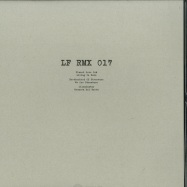 Front View : Planet Love Ink, Brotherhood Of Structur - LF RMX 017 (LEN FAKI MIXES) (TRANSPARENT VINYL) - LF Rmx / LFRMX017