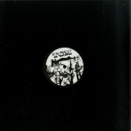 Front View : The Criminal Minds - THE GOSPEL ACCORDING TO A SOUNDBWOY / DRUMS OF DOOM - TCM Recordings / HELL002