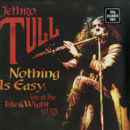 Front View : Jethro Tull - NOTHING IS EASY - LIVE AT THE ISLE OF WIGHT (RED 180G 2LP) - Cargo Records / CARLP202 / 00111361