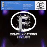 Front View : Toni Mono - EP - F Communications / 267WO25133