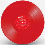 Front View : Virgo Four - DO YOU KNOW WHO YOU ARE? (RED VINYL) - Trax Records / TX175RED
