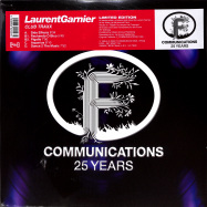 Front View : Laurent Garnier - CLUB TRAXX (2X12 INCH) - F COMMUNICATIONS / 267WS67133