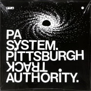 Front View : Pittsburgh Track Authority - PA SYSTEM (2X12) - Pittsburgh Tracks / PGHTRXLP04
