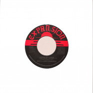 Front View : Marc Laroi Cummings - LOTS OF LOVE / STRUGGLING TOGETHER (7 INCH) - Expansion / EXS024