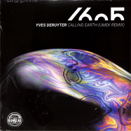 Front View : Yves Deruyter - CALLING EARTH (UMEK REMIX) - BONZAI VINYL / BV2020015
