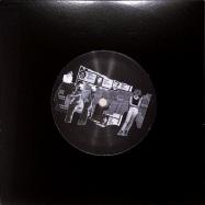 Front View : Hypnoskull - THE TRICKSTER (7 INCH) - Folgsamkeitfaktor / FSFR004
