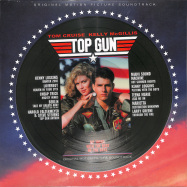 Front View : Various Artists - TOP GUN O.S.T. (PICTURE LP) - Sony Music / 19439774971