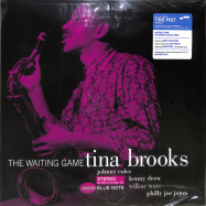 Front View : Tina Brooks - THE WAITING GAME (TONE POET VINYL) - Blue Note / 0893419