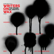Front View : Various Artists - WRITERS ON WAX VOLUME 1 THE SOUND OF GRAFFITI (RED TRANSLUCENT VINYL, GATEFOLD, PHOTO BOOK COVER) - Ruyzdael Music / RM1902 (Photo Book Cover/Gatefold/Red)