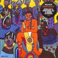 Front View : Fela Kuti, MoBlack, Emmanuel Jal, Henrik Schwarz - INTERNATIONAL THIEF THIEF (I.T.T.) (ARMONICA & MOBLACK MIX) / CHAGU - Defected / DFTD621