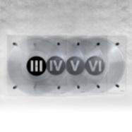 Front View : Rhys Celeste - MICROLITH III / IV / V / VI (8x12INCH BOX) - Fundamental Records / FUND024UCP