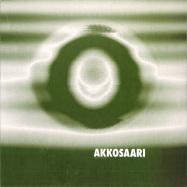 Front View : Auvinen - AKKOSAARI (LP) - Editions Mego / eMego286V