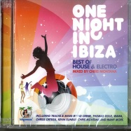 Front View : Various Artists - ONE NIGHT IN IBIZA (CD) - Haiti Groove / hgr024cd