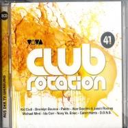 CLUB ROTATION VOL. 41 (2CD)