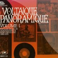 Front View : Various Artists - VOLTAIQUE PANORAMIQUE VOL. 1 (2X12 INCH LP) - Kindred Spirits  Reissues / KSRE11LP