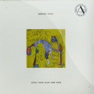 Front View : Nadine Shah - LOVE YOUR DUM AND MAD (LP + CD) - Apollo / amb1314lp