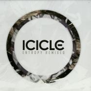 Front View : Icicle - ENTROPY REMIXED (2X12) - Shogun Audio / SHA094
